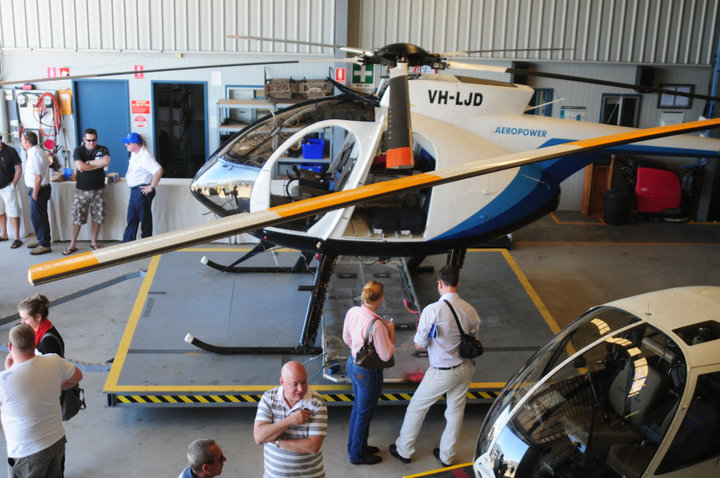 hangar open day