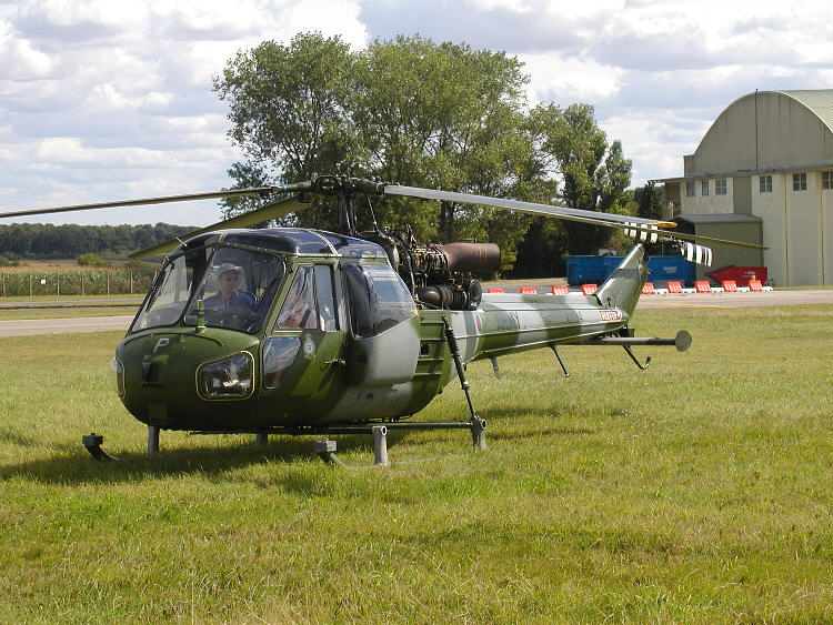 westland scout helicopter